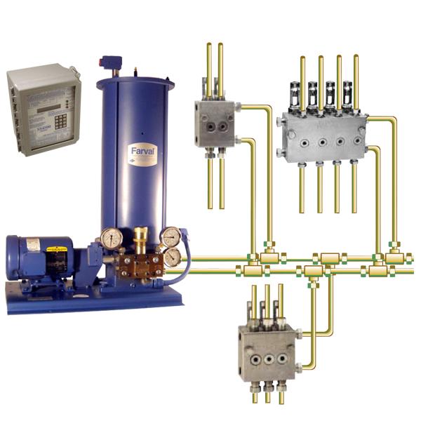 Sistemas de lubricación centralizada